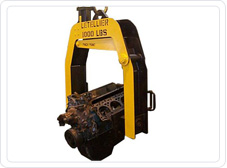 Industrial Lifting Devices, Industrial Lifting Solutions, Engine Lifting
