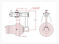 Industrial Lifting Devices, Industrial Lifting Solutions, Gear Box