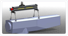 Industrial Lifting Devices, Industrial Lifting Solutions, Adjustable Lift Bail